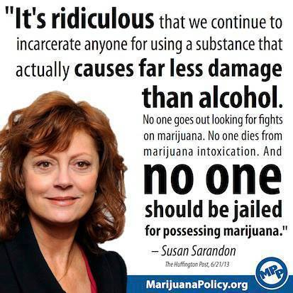 What would Susan Sarandon do...WWSSD!