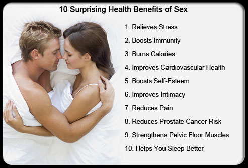 Sex will reduce blood pressure phrase and